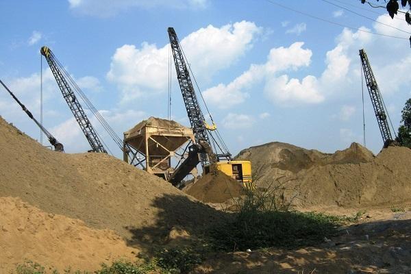 An Giang đấu giá thành công 2 mỏ cát với giá cao gấp trăm lần giá khởi điểm