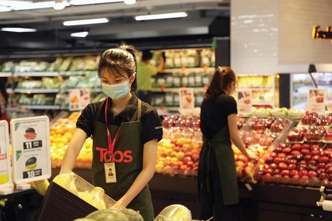 Tops Market - được chuyển đổi từ siêu thị BigC - với định hướng mang đến cho người tiêu dùng dịch vụ khách hàng tận tâm, chỉn chu