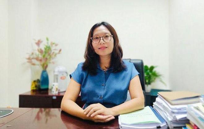 Bà Nguyễn Cẩm Trang, Phó cục trưởng Cục Xuất nhập khẩu (Bộ Công thương)