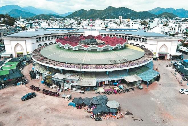 Nha Trang: Dai dẳng di dời chợ Đầm tròn