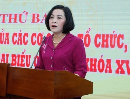 Hồi âm về 5 phó vụ trưởng khối Quốc hội được giới thiệu ứng cử ĐBQH khóa XV ảnh 1