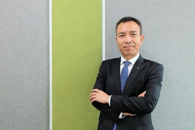 Ông Phạm Văn Thinh, Tổng giám đốc Deloitte Việt Nam