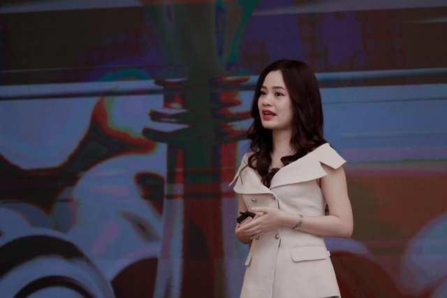 Lê Hàn Tuệ Lâm, CEO của Nextrans.