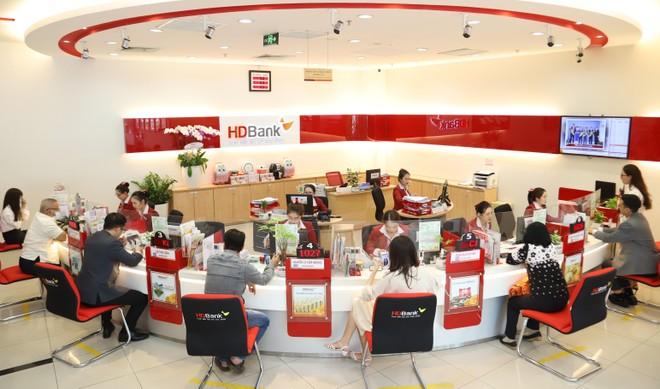 Quý I/2021, HDBank lãi trên 2.100 tỷ đồng, tăng 68%, thu dịch vụ tăng cao