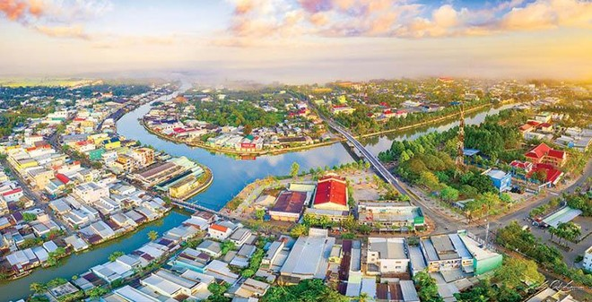 Hậu Giang mời gọi đầu tư khu đô thị mới thị xã Long Mỹ