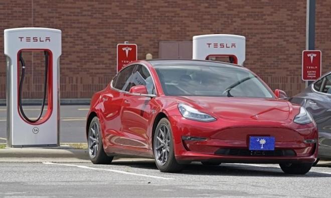 Cổ phiếu ngành ô tô điện đang có sức hút ảnh 1