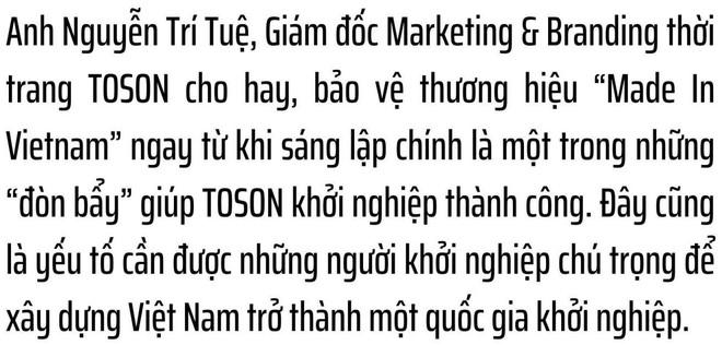 """Bảo vệ thương hiệu """"Made in Vietnam"""" ngay từ khi khởi nghiệp ảnh 1"""