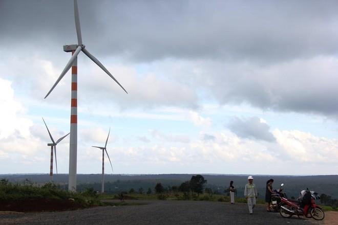 Năng lượng tái tạo là lĩnh vực thu hút nhiều vốn đầu tư trên địa bàn tỉnh Đắk Lắk.