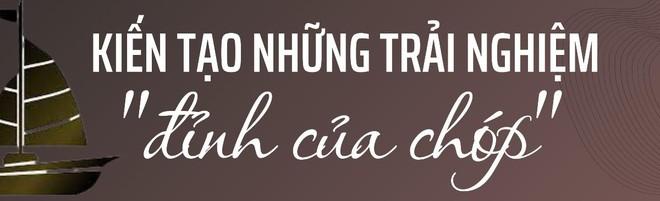 Chủ tịch Lux Group Phạm Hà: Chúng ta không thể thay đổi hướng gió, nhưng có thể thay đổi cánh buồm ảnh 13