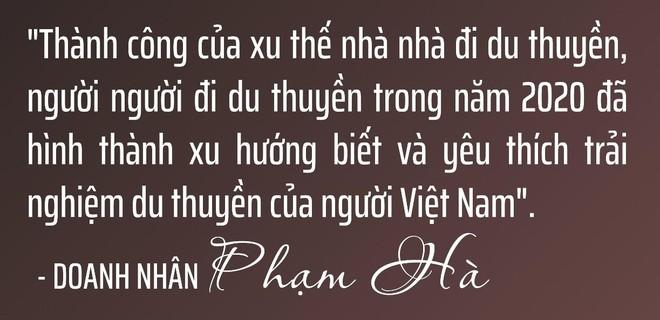 Chủ tịch Lux Group Phạm Hà: Chúng ta không thể thay đổi hướng gió, nhưng có thể thay đổi cánh buồm ảnh 14