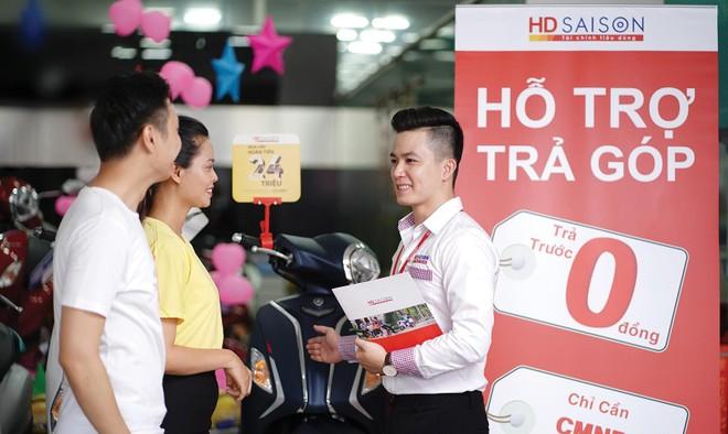 HD Sai Son là đơn vị tài chính tiêu dùng có mạng lưới lớn nhất Việt Nam với 20.000 điểm giới thiệu dịch vụ