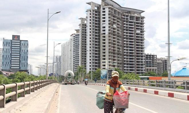 Nhà ở cho người thu nhập thấp: Giấc mơ vẫn xa vời