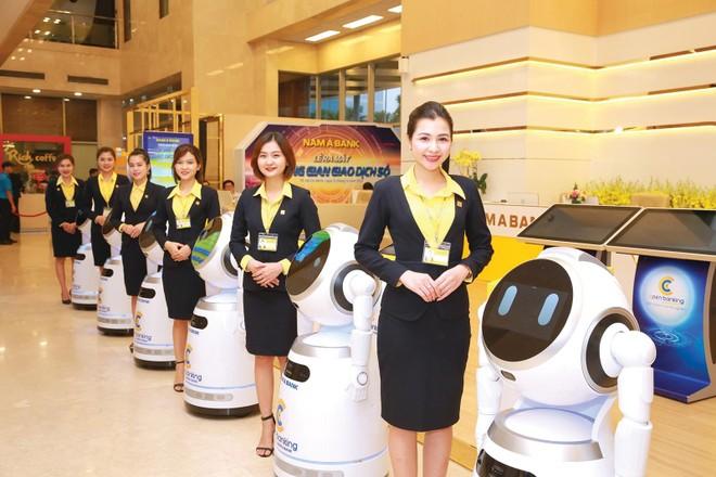 Việc đầu tư mạnh mẽ của Nam A Bank về công nghệ, chuyển đổi số, số hóa trong hoạt động đã đem lại hiệu quả tích cực