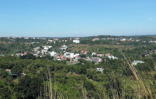 Tỉnh Đắk Nông có nhiều tiềm năng về phát triển năng lượng tái tạo.