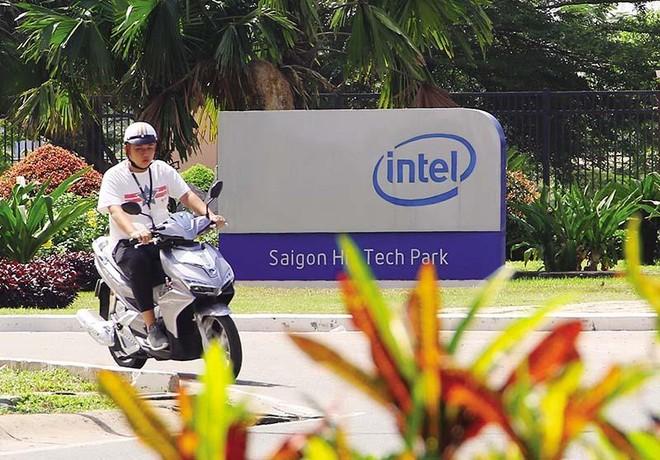 Tập đoàn Intel (Mỹ) đang lên kế hoạch đầu tư giai đoạn II tại Việt Nam.