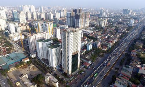 Quản chặt việc thu thuế cho thuê căn hộ tại Hà Nội và TP.HCM