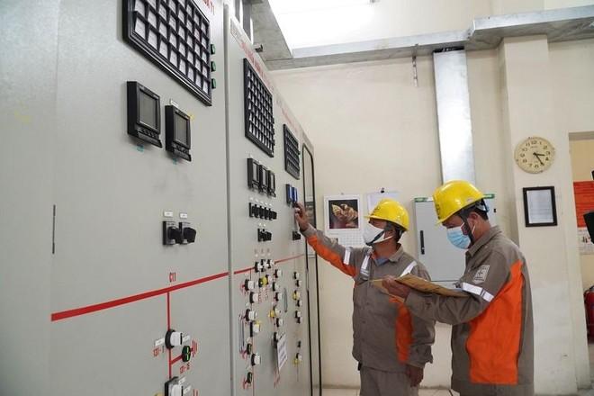 Kiểm tra cấp điện