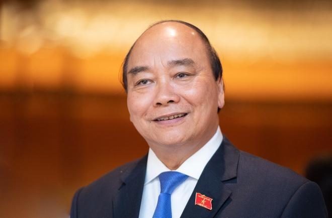 Chủ tịch nước Nguyễn Xuân Phúc