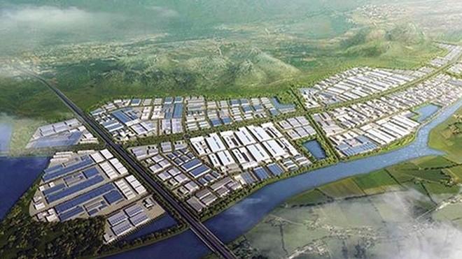 Dự án pin năng lượng mặt trời, tổng mức đầu tư 500 triệu USD s