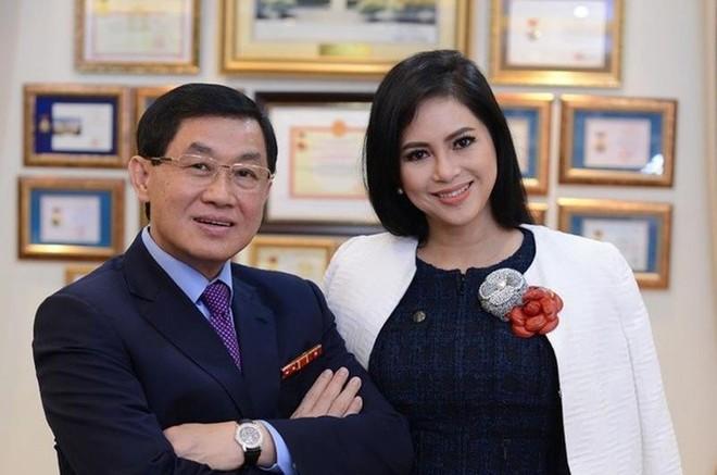 Ông Hạnh Nguyễn và vợ là bà Lê Hồng Thủy Tiên sẽ trực tiếp quản lý, điều hành Công ty cổ phần IPP Air Cargo.