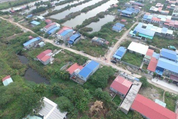 Hải Phòng: Cưỡng chế, thu hồi khu đất quốc phòng 9,2ha bị lấn chiếm, xây dựng trái phép