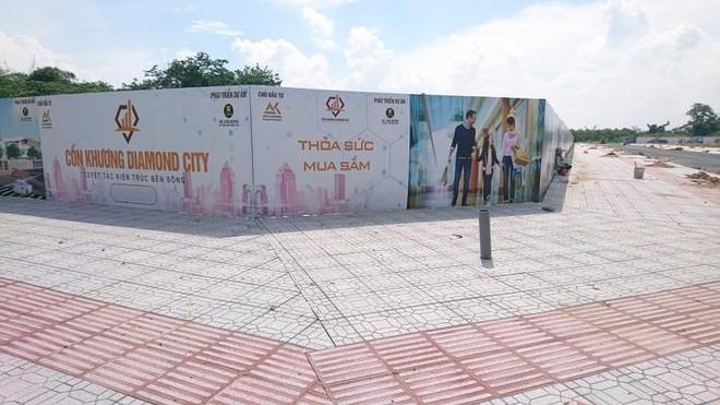 Dự án Khu đô thị mới Cồn Khương (Cần Thơ) chưa đủ điều kiện kinh doanh theo quy định