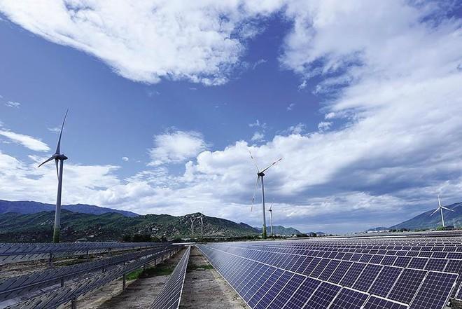 Rất nhiều dự án điện gió được triển khai trong những năm gần đây. Ảnh: S.T