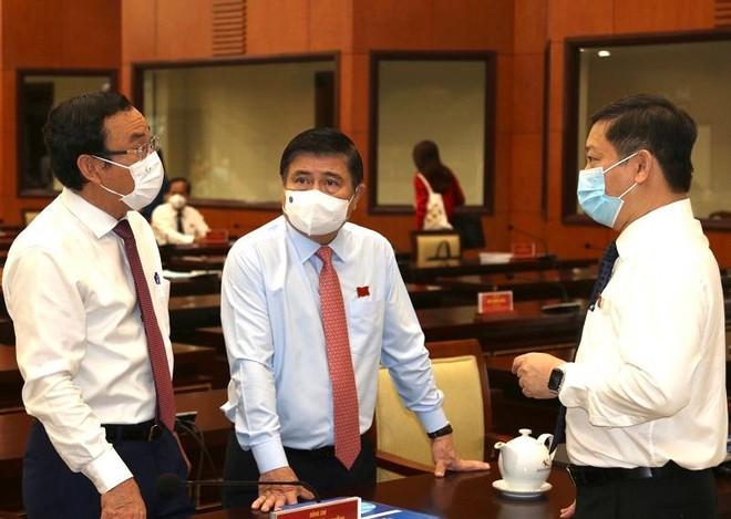 Bí thư Thành ủy TP.HCM Nguyễn Văn Nên: Thủ Thiêm là bài học đắt giá về công tác giám sát của HĐND ảnh 1