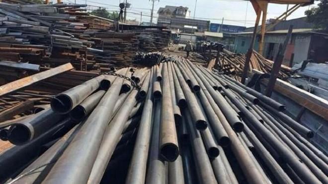 Giá tăng cao, đẩy chi ngoại tệ nhập phế liệu sắt thép lên 1,27 tỷ USD