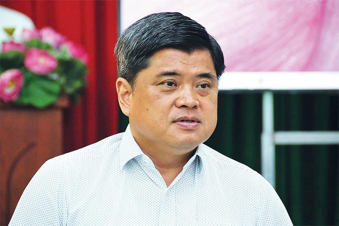 Ông Trần Thanh Nam, Thứ trưởng Bộ Nông nghiệp và Phát triển nông thôn