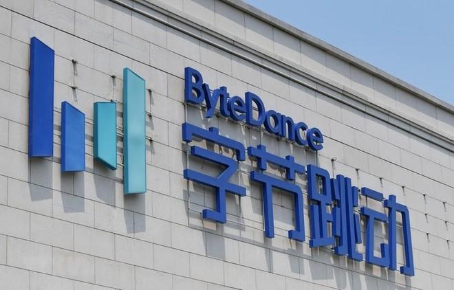 Trụ sở ByteDance tại Bắc Kinh, Trung Quốc. (Ảnh: AFP/TTXVN).