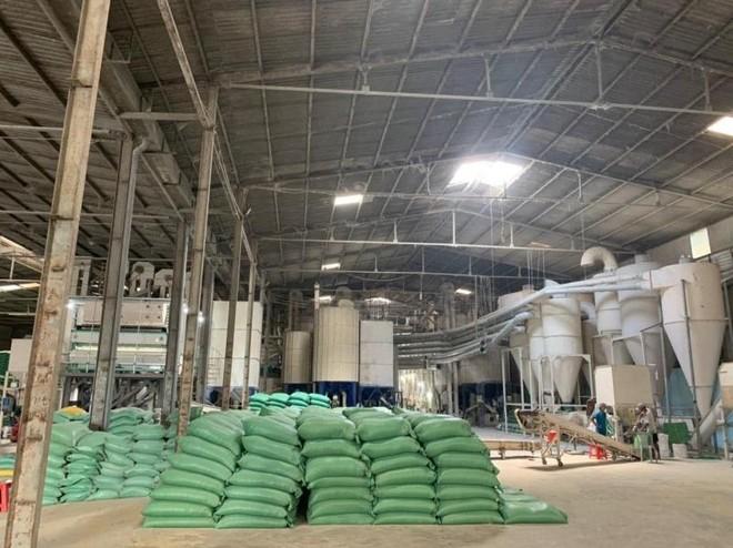 Nhà máy sản xuất lúa gạo của Louis Agro (Nguồn: Louis Agro).