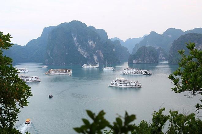 Đảo Titop nằm trong vịnh Hạ Long, thuộc thành phố Hạ Long, tỉnh Quảng Ninh. Ảnh: Chí Cường