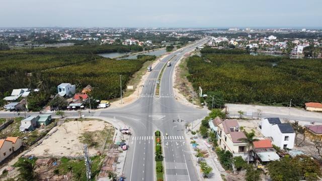 Vùng đông Quảng Nam có những dự án trọng điểm, cần đẩy nhanh tiến độ.