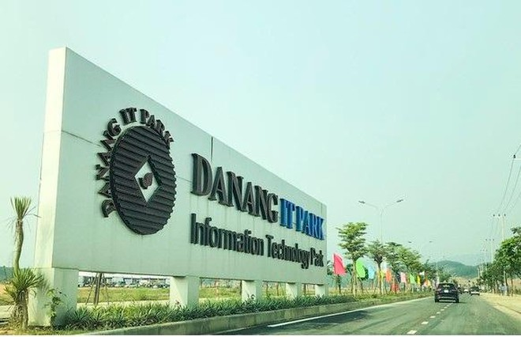 Khu Công nghệ thông tin tập trung thành phố Đà Nẵng.