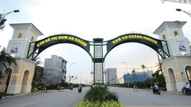 Khu đô thị Nam An Khánh là dự án có quy mô lớn nhất của Sudico
