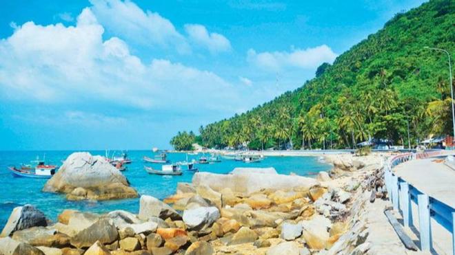 Đảo Hòn Sơn (huyện Kiên Hải, tỉnh Kiên Giang)