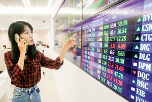 Nhóm cổ phiếu ngân hàng đã có không ít phiên giảm mạnh trong tuần qua.