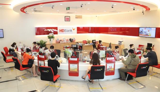 HDbank giảm lãi suất trung bình 1% cho các lĩnh vực ưu tiên, lĩnh vực, địa bàn bị ảnh hưởng Covid-19