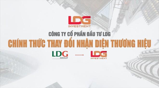 Công ty cổ phần Đầu tư LDG chính thức thay đổi hệ thống nhận diện thương hiệu mới ảnh 1