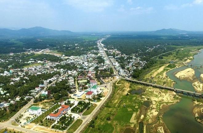 Bình Định cấp chủ trương cho dự án khu đô thị 650 tỷ đồng tại thị xã Hoài Nhơn