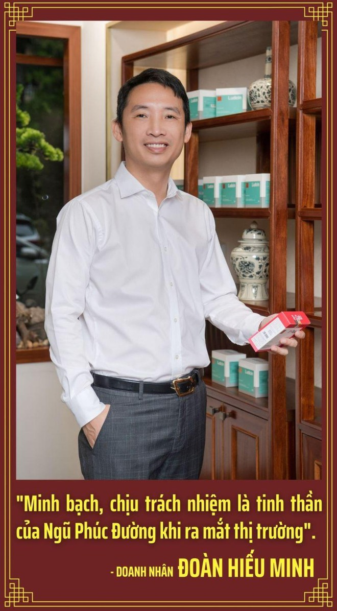 Doanh nhân Đoàn Hiếu Minh và chiến lược kinh doanh chạm đến trái tim người dùng ảnh 14