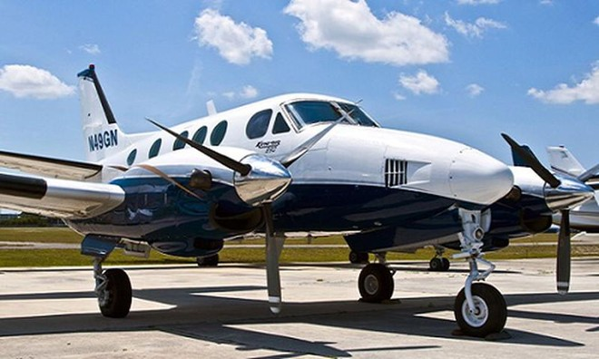Một tàu bay mà Globaltrans Air dự kiến khai thác.