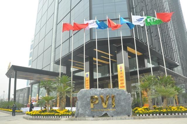 Cơ cấu tài sản tài chính tại PVI.