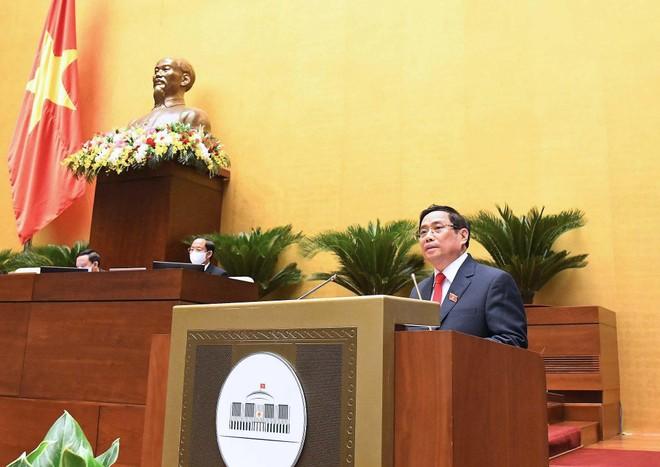 Toàn văn phát biểu nhậm chức của Thủ tướng Phạm Minh Chính ảnh 1