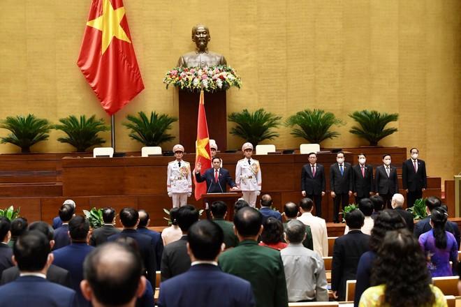 Toàn văn phát biểu nhậm chức của Thủ tướng Phạm Minh Chính ảnh 2