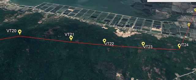 Đường dây 500 kV Vân Phong - Vĩnh Tân: Chạy đua để đỡ phạt cả triệu USD/ngày ảnh 1