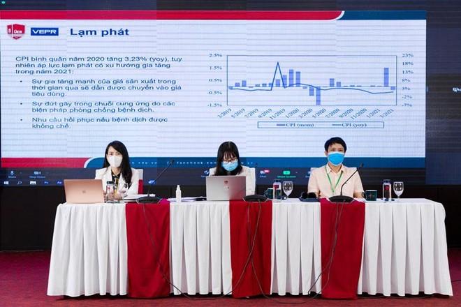Chuyên gia hiến kế định vị lại nền kinh tế Việt Nam sau đại dịch ảnh 1