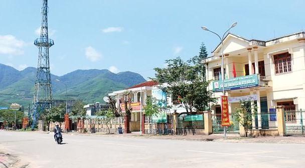 Quảng Ngãi: Duyệt nhiệm vụ quy hoạch đô thị Minh Long
