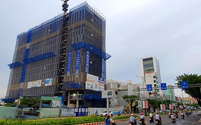 Dự án Summit Building (Đà Nẵng) xây dựng không tuân thủ thiết kế được duyệt